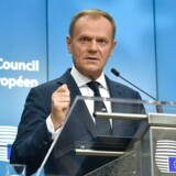 »Anden fase bliver helt sikkert mere krævende end første fase,« siger EU-præsidenten.
