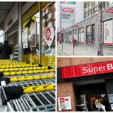 Først på måneden præsenterede Dansk Supermarked sit årsregnskab for 2015. Her kunne det ses, at selskabet, der har dagligvarekæderne Netto, Føtex og Bilka, har vanskeligt ved at sætte turbo på væksten. Nummer to er Coop med bl.a. Fakta, Irma og SuperBrugsen, mens Dagrofa med Meny og Kiwi kommer langt bagefter.