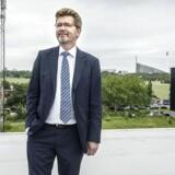 København skal forblive en blandet by med plads til både de velstillede og de mindre velstillede, mener overborgmester Frank Jensen.