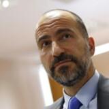 Ubers administrerende direktør Dara Khosrowshahi