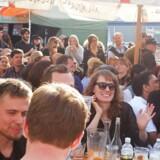 Arkivfoto: Til sommer er det slut med at købe hjemmelavet lemonade, street food fra hele verden og slænge sig i liggestolene omringet af de gamle slagterbygninger i Kødbyen i København.