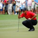 Tiger Woods kommer ikke til at spille mere turneringsgolf i år.