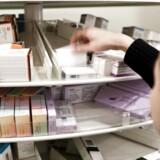 Fra 2018 vil der blot være et døgnåbent apotek i Danmark.