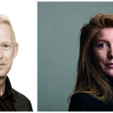 Henrik Day (Foto: Linda Kastrup) og Kim Wall (Foto: Tom Wall).