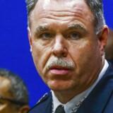 Politiinspektør Garry McCarthy.