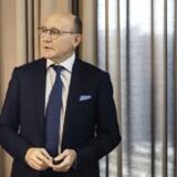 Bo Jesper Hansen, formand i bestyrelsen i belgiske Ablynx, der er et opkøbsmål for Novo Nordisk. Formanden mener, at den danske medicinalkæmpe undervurderer værdierne i Ablynx med sit bud på 20 mia. kr.