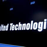 Arkivfoto. United Technologies hæver forventningerne til indtjeningen i 2017 efter andet kvartals regnskabet, hvor konglomeratet har formået at skabe vækst på stort set samtlige poster.