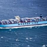 ARKIVFOTO: Maersk Line