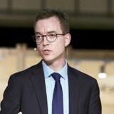 Esben Lunde Larsen. (Foto: Tony Brøchner/Scanpix 2016)