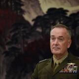 Arkivfoto. USA's generalstabschef konstaterer, at Nordkorea aldrig vil få lov til at udvikle atomvåben til angreb på USA.