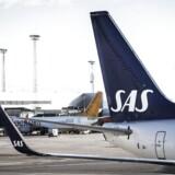 Konkurrencen mellem København og Berlin er hårdere end nogensinde før, og SAS har ikke mulighed for at flyve mere på grund af manglende tilladelser. (Foto: jeppe bjørn vejlø/Scanpix 2014)