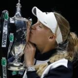 Michael Mortensen tror, at Caroline Wozniacki kan blive nummer et i verden tidligt i den kommende sæson.
