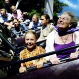 Der er god grund til at tage i Odinekspressen med børnebørnene. I hvert fald viser et nyt studie, at det bedsteforældre, der er sammen med deres børnebørn, lever længere.