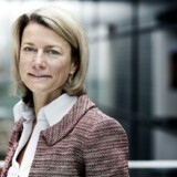 Eva Berneke, som i lidt over to år har stået i spidsen for IT-giganten KMD (det tidligere Kommunedata), er kåret som årets kvindelige leder af IT-Branchen. Arkivfoto: Liselotte Sabroe, Scanpix
