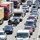 Fra 2019 kan det blive dyrt at rejse via den tyske autobahn, efter at Tyskland har valgt at indføre vejskatter. FOTO: EPA/BODO MARKS