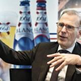 Carlsberg topchef, Cees 't Hart, vil have flere penge i kassen, før den næste investeringsbølge skal rulle. Arkivfoto: Ida Guldbæk Arentsen