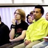 Danske unge bliver efterladt på perronen i den globale kamp om arbejdspladser, hvis de ikke hurtigt får udviklet kompetencer, der gør dem attraktive på fremtidens arbejdsmarked.(Foto: Linda Kastrup/Scanpix 2013)