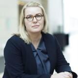 Case Camilla Jenkey arbejder i Nordea og pendler langt hver dag. Onsdag den 28. september 2016.