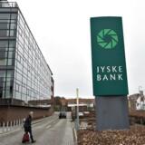Jyske Bank leverede tirsdag regnskabet for årets første tre måneder.