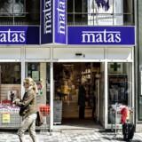 Finansdirektør i Matas: Vi står ikke med hænderne over hovedet. (Foto: Jeppe Bjørn Vejlø/Scanpix 2013)
