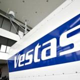 Der er lagt i kakkelovnen til en god start på det nye år for vindmølleproducenten Vestas, der i de sidste dage af 2017 leverede en sand ordrestorm med hele 10 ordrer på samlet knap 1 GW efter dansk lukketid fredag. (Foto: Henning Bagger/Scanpix 2014)