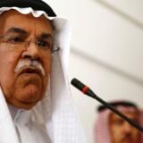 ARKIVFOTO: Saudi Arabiens olieminister Ali al-Nami