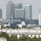 I starten af november ransagede de britiske myndigheder finansvirksomheden Solo Capital Partners i Londons finans distrikt.