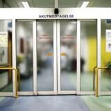 ARKIVFOTO 2011 af akutmodtagelse-