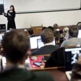 ARKIVFOTO: Elever på Copenhagen Business School.