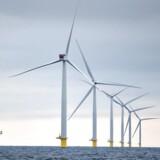 Arkivfoto. Energiselskabet Dong ser muligheder i Tyskland og bruger forbundsdagsvalgkampen til at presse på for flere havvindparker.