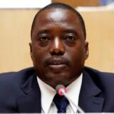Den Demokratiske Republik Congos præsident Joseph Kabila.