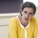 Sundhedsminister Ellen Trane Nørby (V).