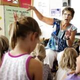 For mange børn begynder for tidligt i skolen.