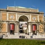 Statens Museum for Kunst i København.