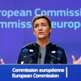 »Pesticider er produkter med betydning for landmænd, forbrugere og miljøet. Vi har brug for effektiv konkurrence på dette område,« siger konkurrencekommissær Margrethe Vestager på et pressemøde i Bruxelles.