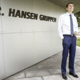 Arkivfoto: Cees de Jong, CEO Chr. Hansen.