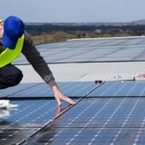 Arkivfoto. EU kan frem mod 2030 skabe 900.000 nye arbejdspladser ved at udnytte energien bedre, binde energimarkederne bedre sammen og satse mere på vedvarende energi.