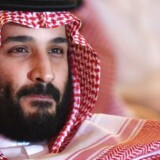 Kronprins Mohammad bin Salman under en konference i Riyadh den 4. november.