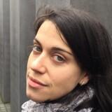 Anna Rivera Jove, spanier, der gennem seks år har arbejdet for Siemens i Danmark.