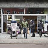 Irma i København vil levere varer direkte til kundernes hoveddør med private cykelbude
