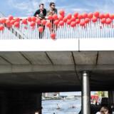 Knippelsbro og Ravelinen markerer, hvor udlændigeheden begynder for Christianshavnerne. Hvis man kan klare sig uden at tage længere ud på Amager, til Amager Centret eller noget andet tosset, så gør man helst det«. (Foto: Ida Marie Odgaard/Scanpix 2017)