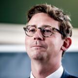 Arkivfoto: Skatteminister Karsten Lauritzen vil gøre det lettere for danskerne at betale skat, når de benytter digitale platforme til at købe og leje produkter eller tjenester. Derfor indgår myndighederne nu et samarbejde med betalingsløsningen Mobilepay.
