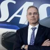 ARKIVFOTO: SAS' administrerende direktør, Rickard Gustafson