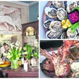 L'imperatore er en italiensk restaurant, som blandt andet byder på mad fra »det martitime køkken«.