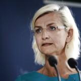 Forskere kritiserer uddannelses- og forskningsminister Ulla Tørnæs.