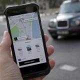 Østre Landsret fortsætter ankesag om bøder til Uber-chauffører, som var på skatteliste fra Holland.. REUTERS/Simon Dawson/File Photo