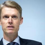 Adm. direktør Henrik Poulsen fra DONG Energy.