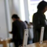 De 74,8 millioner solgte iPhones er et rekordsalg for Apple, men der er tale om den laveste salgsvækst siden 2007, da telefonens første udgave kom på markedet.