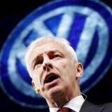 VW bytter topchef. Matthias Müller stopper som CEO og afløses af den hidtidige markedsdirektør, Herbert Diess