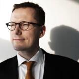 Lars Storr-Hansen er formand for Dansk byggeri.